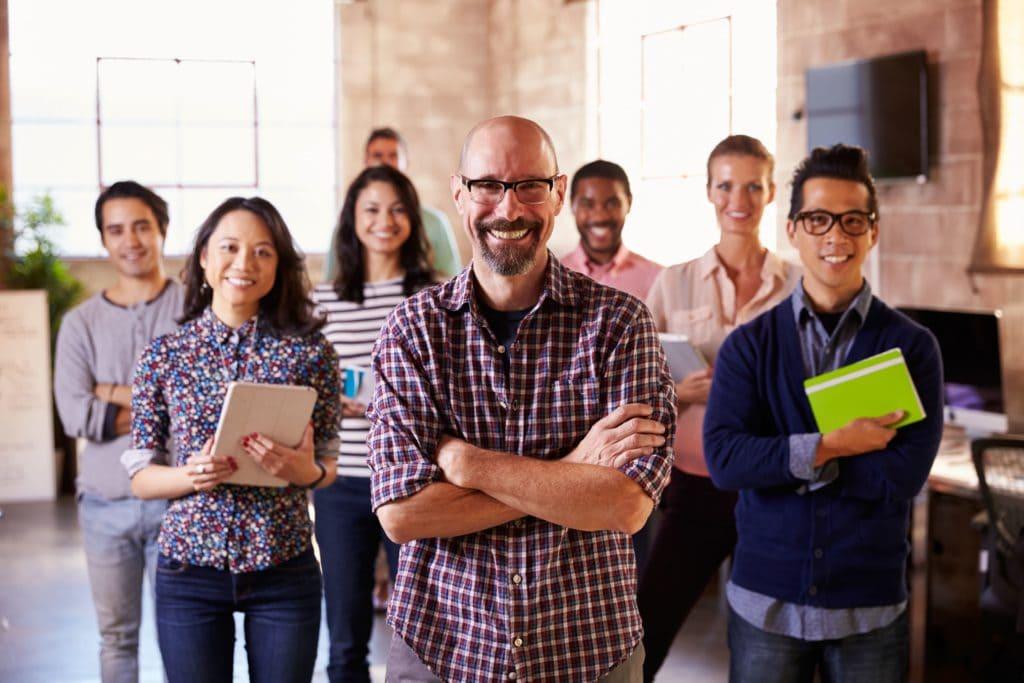 equipo profesionales de transformacion digital