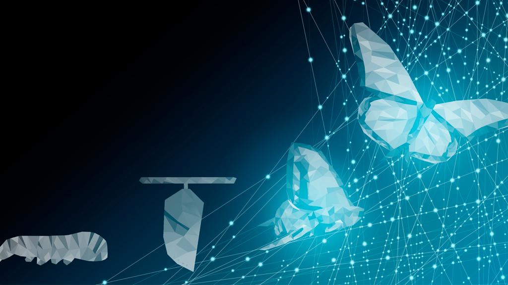 La evolución de la transformación digital de una empresa reflejada en 7 imágenes