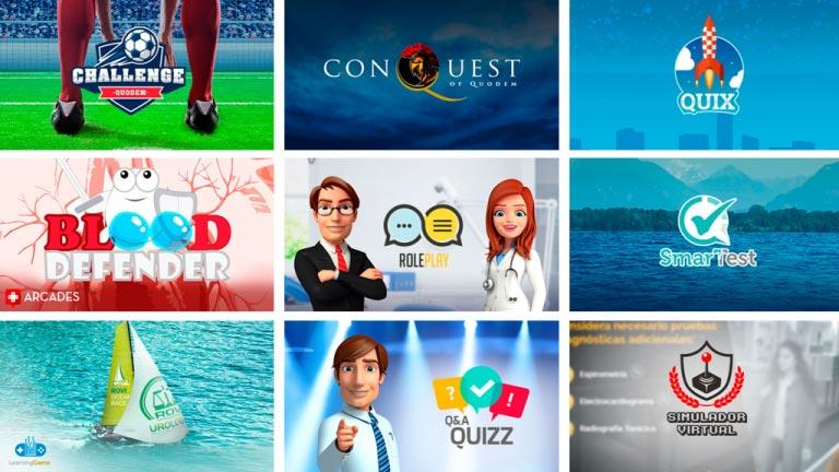 5 juegos de gamificación populares para empresas