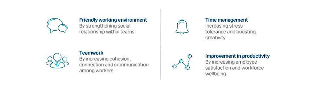 ventajas del team building